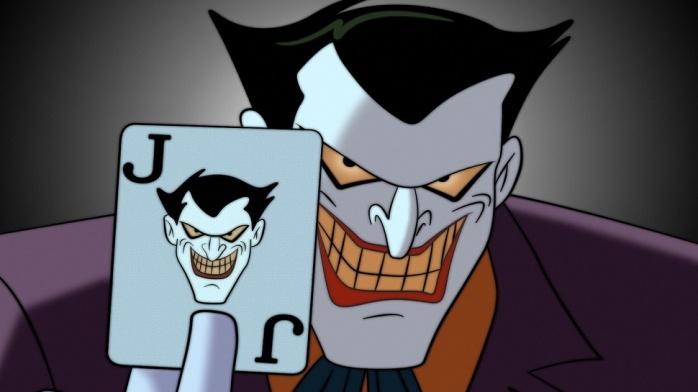 Joker animated