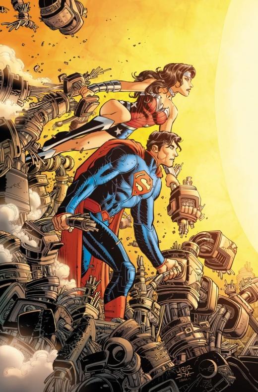 JrJr2 Superman Wonder Woman 28