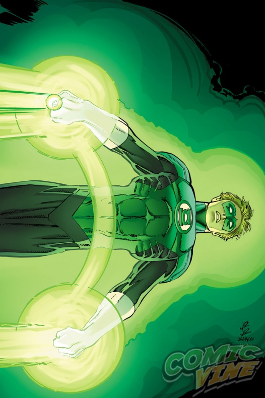 JrJr3 Green Lantern 51