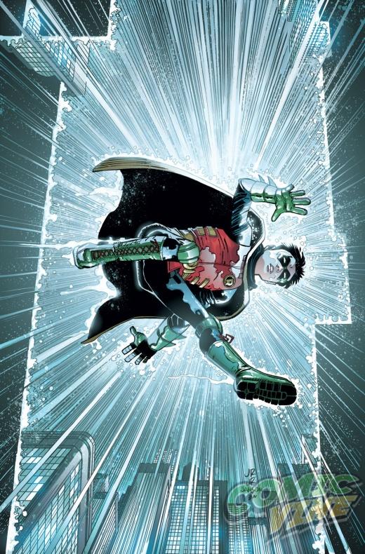 JrJr3 Robin Son of Batman 11