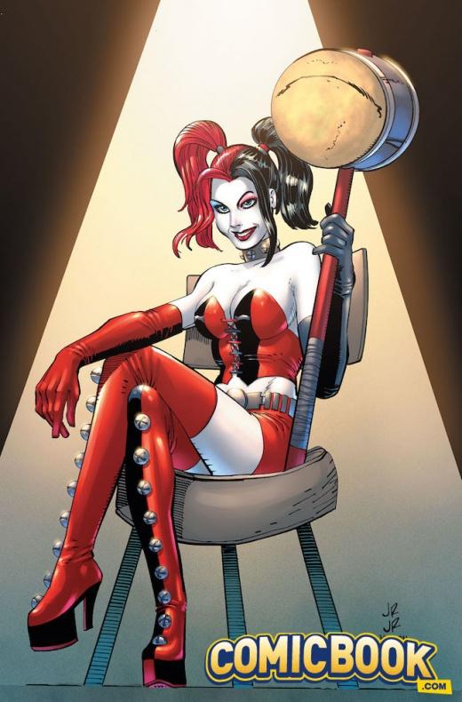JrJr4 Harley Quinn 27