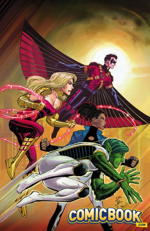 JrJr4 Teen Titans 18