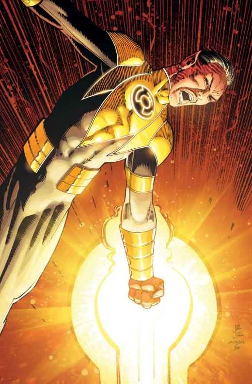 JrJr5 Sinestro 22