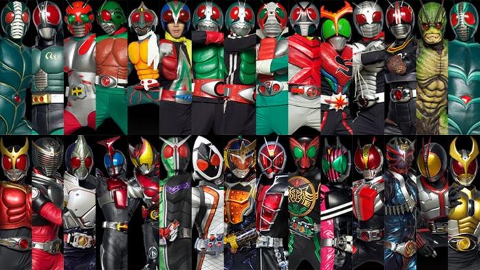 Kamen Rider All Riders