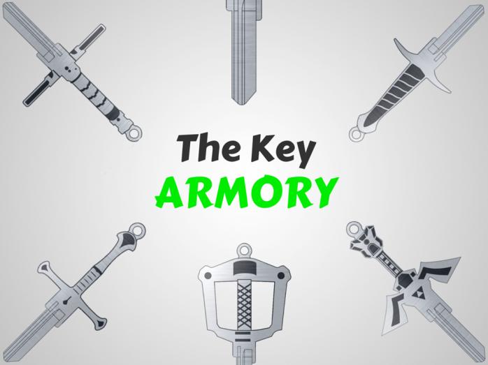 Key Armory web