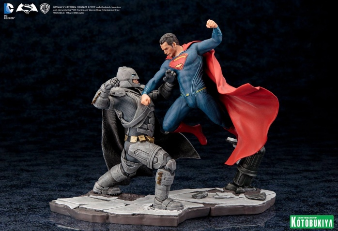 Kotobukiya Batman Superman 01