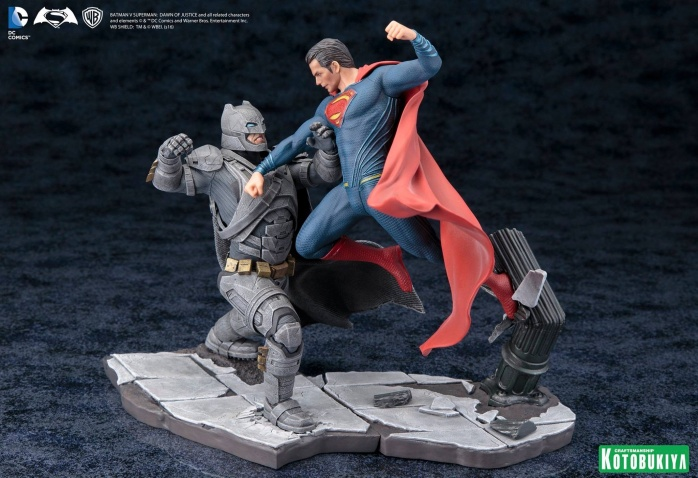 Kotobukiya Batman Superman 02