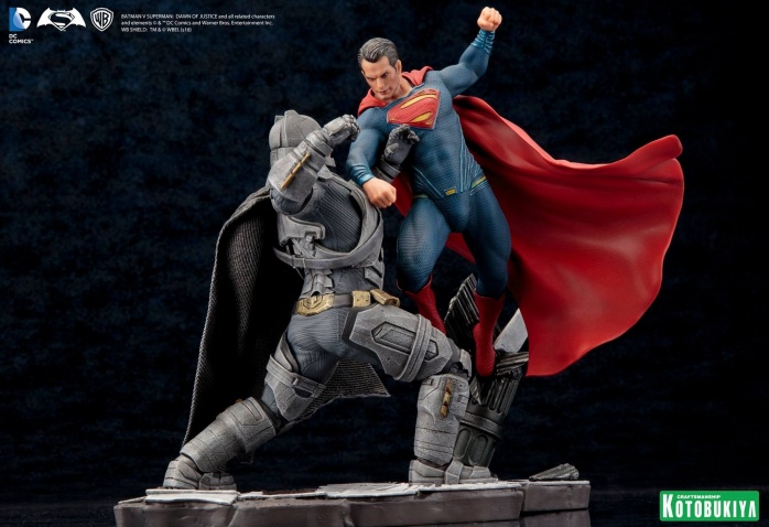Kotobukiya Batman Superman 03