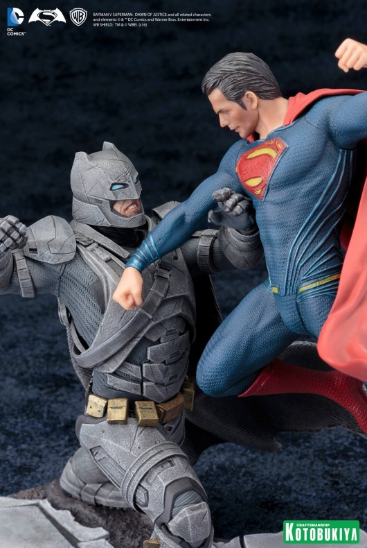 Kotobukiya Batman Superman 04