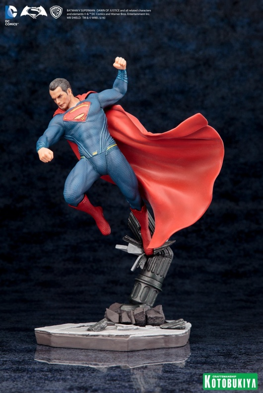 Kotobukiya Batman Superman 06
