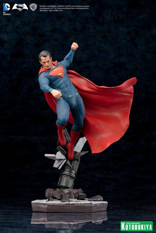 Kotobukiya Batman Superman 07