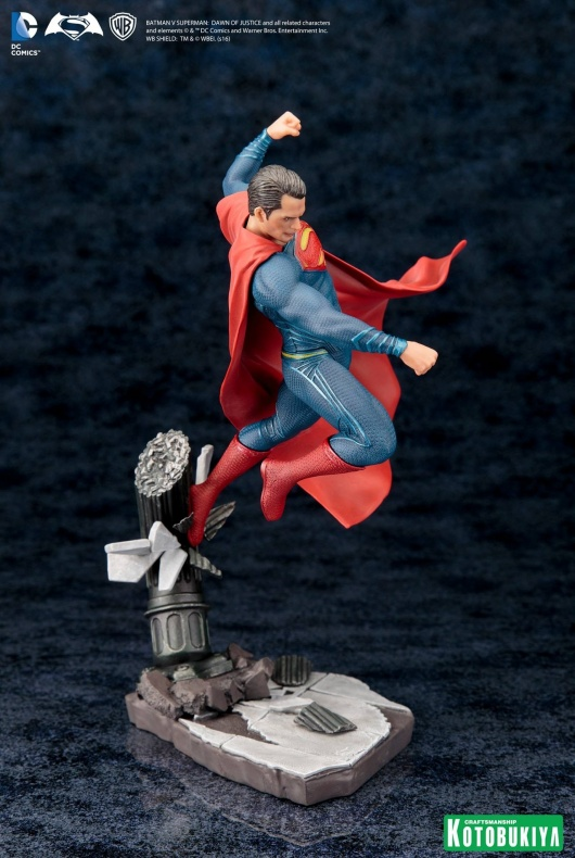 Kotobukiya Batman Superman 08