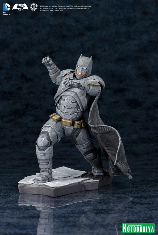 Kotobukiya Batman Superman 09