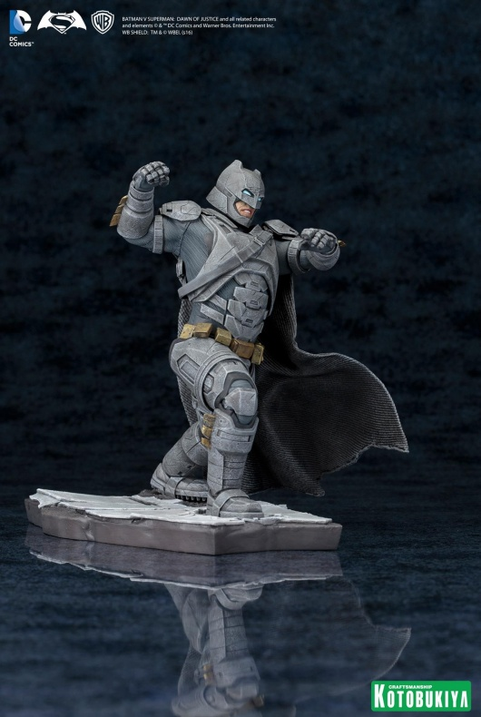 Kotobukiya Batman Superman 11