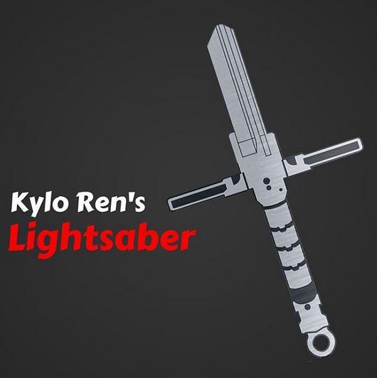 Kylo Ren Key