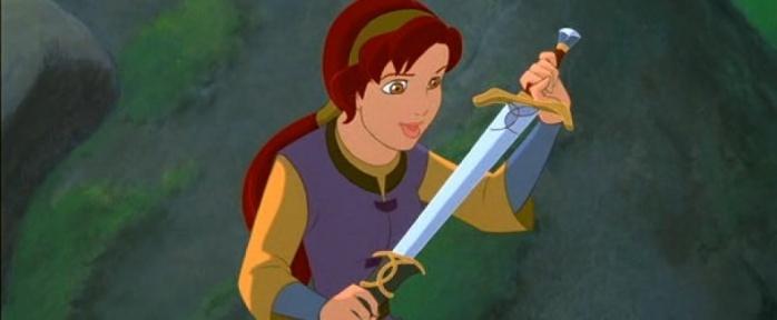 La espada mágica