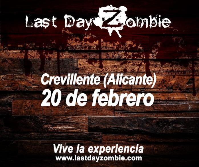 Last Day Zombie - Crevillente 01