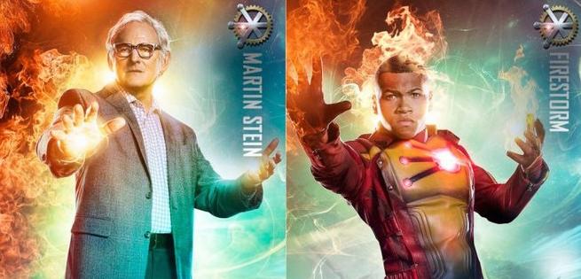 Legends of Tomorrow Firestorm Destacada