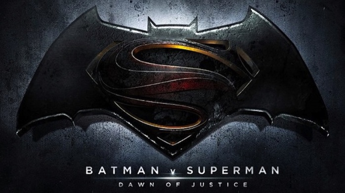 Logos DC Batman V Superman
