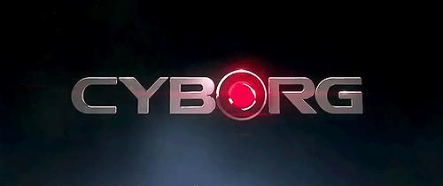 Logos DC Cyborg