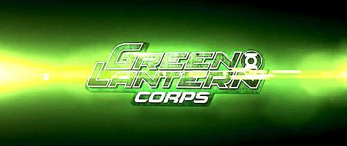 Logos DC Green Lantern Corps