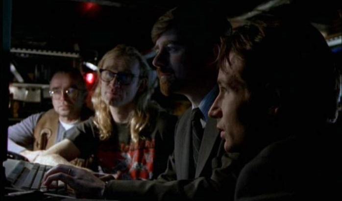 Mulder-Pistoleros solitarios
