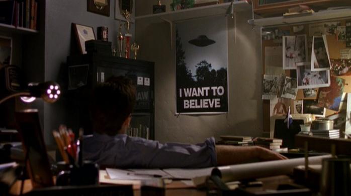 Mulder-poster