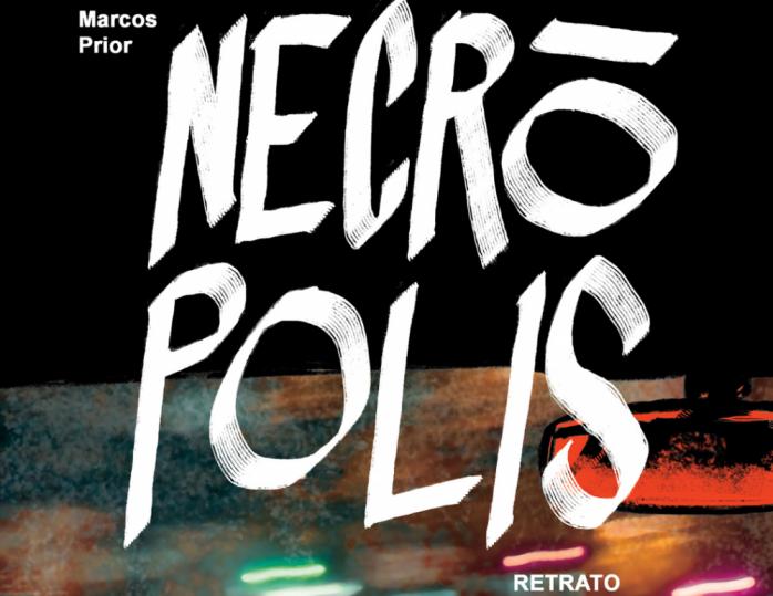 Necrópolis Portada