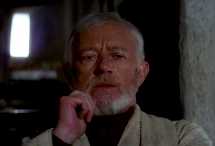 Obi Wan Alec Guinness