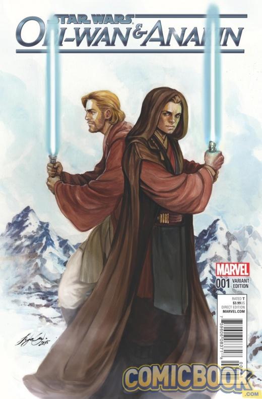 Obi-wan y Anakin 04
