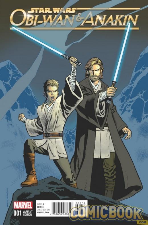 Obi-wan y Anakin 05