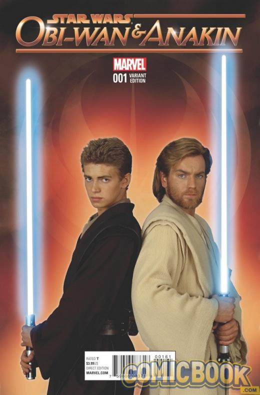 Obi-wan y Anakin 06