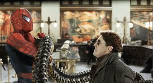 Octopus-versus-Spiderman