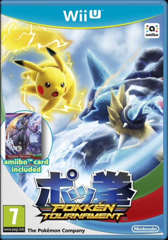Pokkén Tournamente portada europea