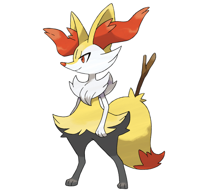 Pokken Tournament Braixen