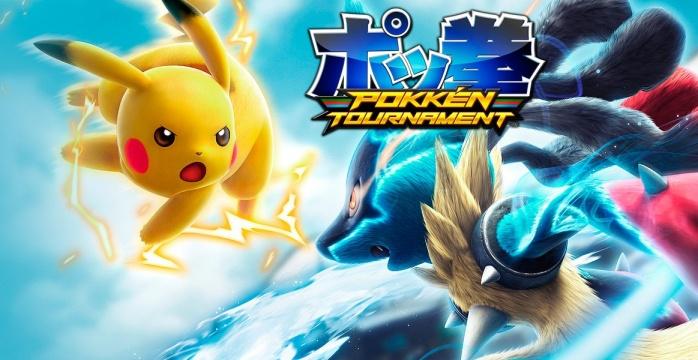 Pokken Tournament imagen destacada