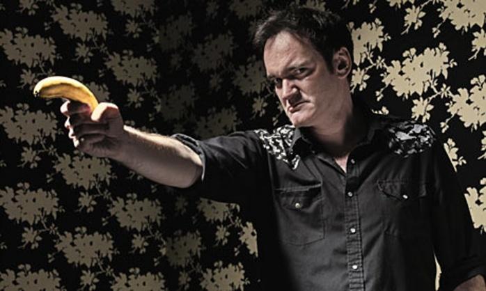 Quentin Tarantino bang nana