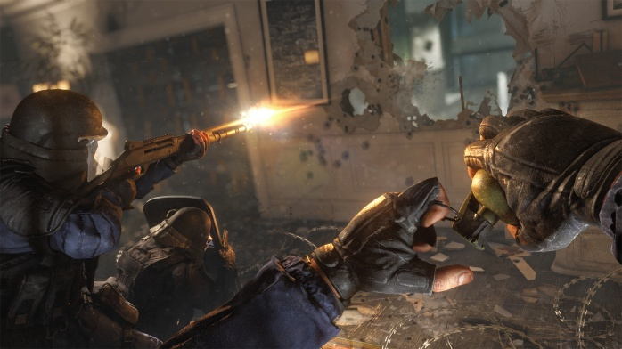 Análisis de 'Tom Clancy's Rainbow Six: Siege'