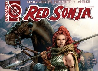 Red Sonja destacada