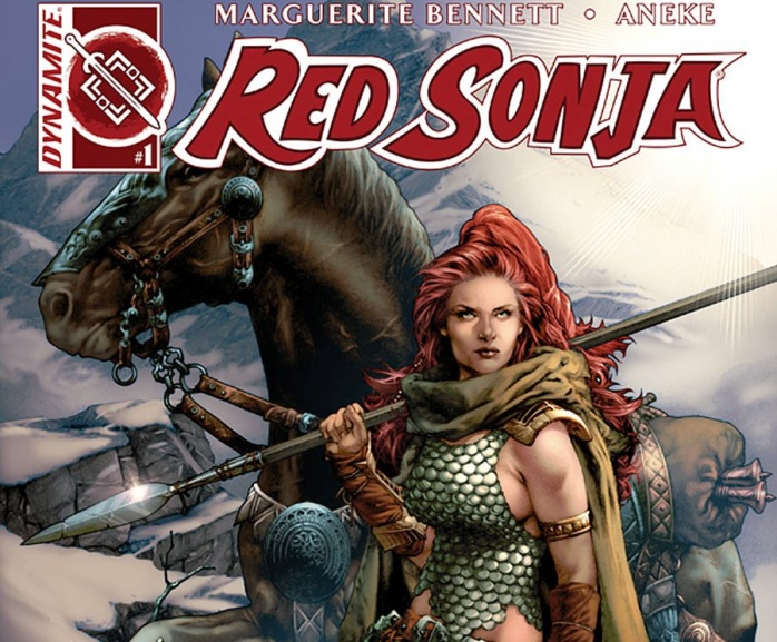 Red Sonja destacada