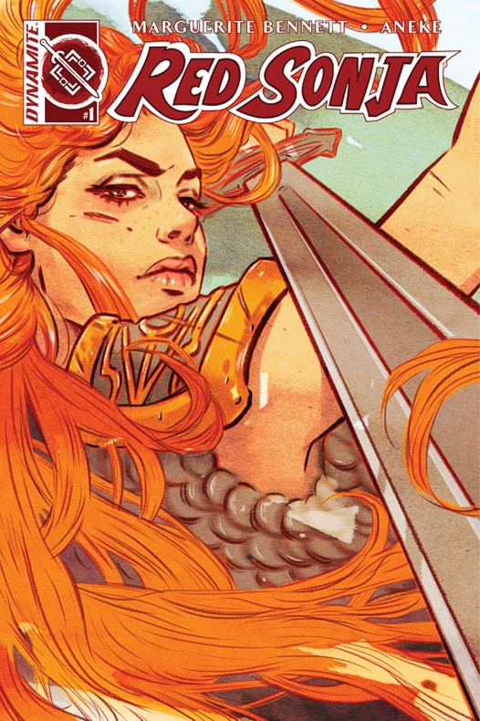 Red Sonja preview 6