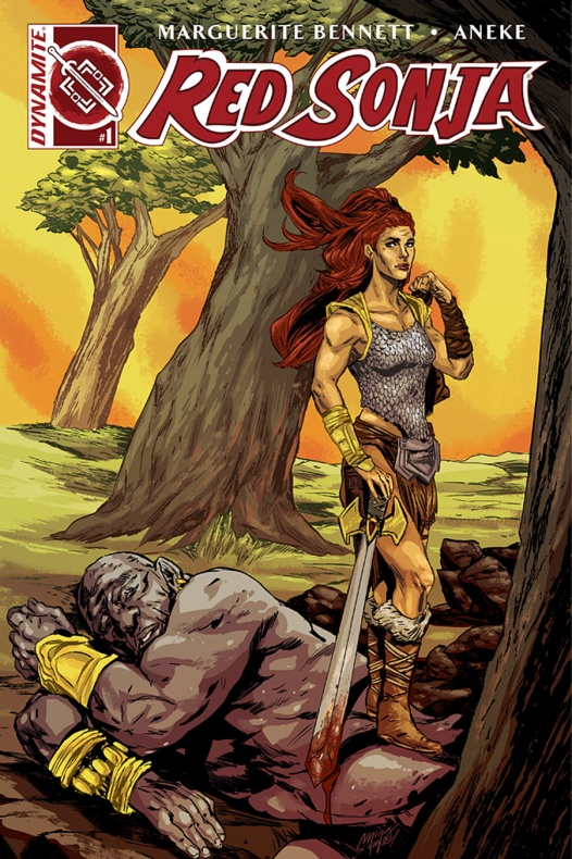 Red Sonja preview 8