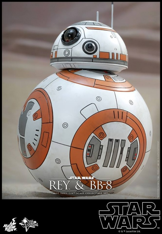 Rey Hot Toys 11