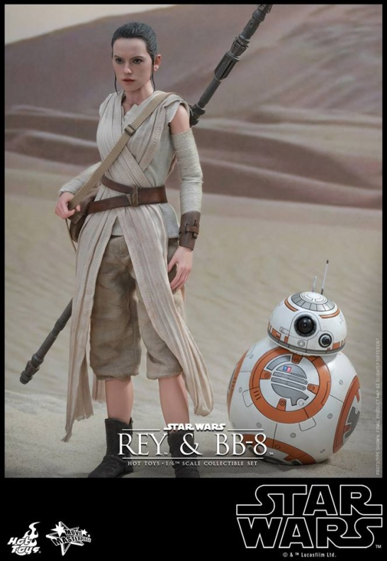 Rey Hot Toys 12