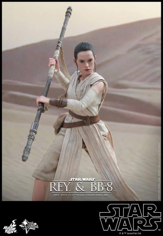 Rey Hot Toys 13