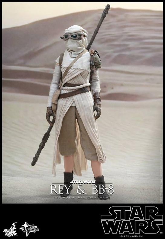 Rey Hot Toys 14