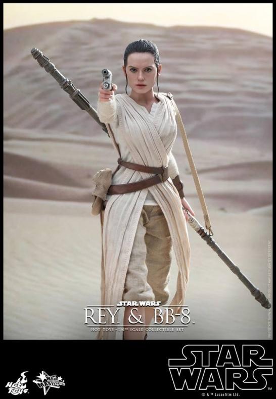 Rey Hot Toys 16