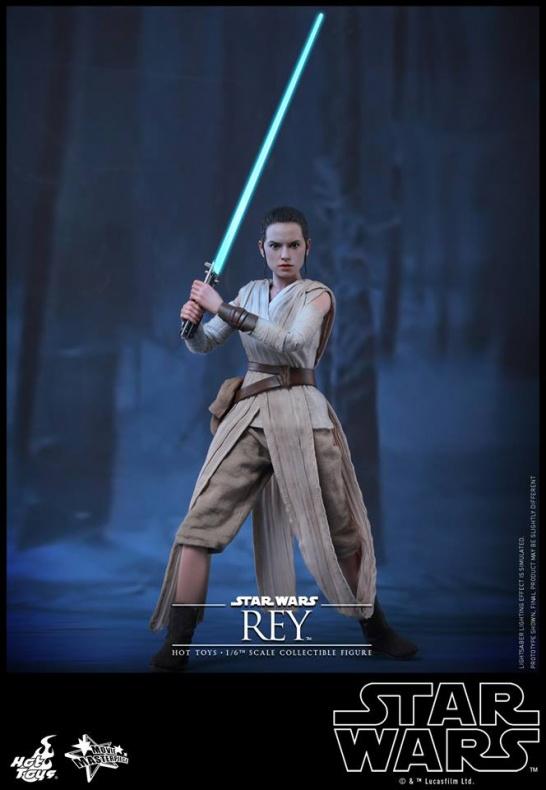 Rey Hot Toys 5