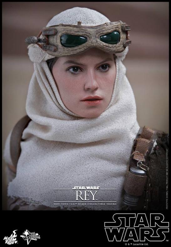 Rey Hot Toys 6