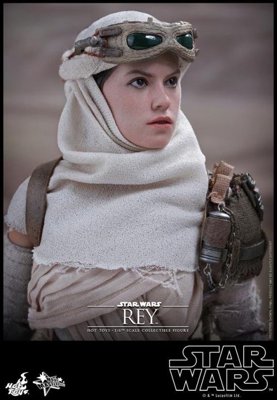 Rey Hot Toys 7
